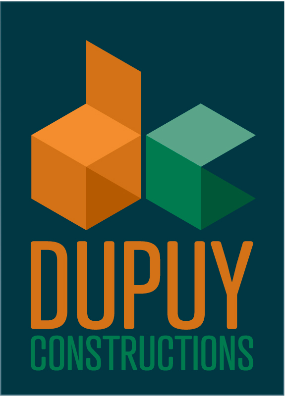 dupuy construction logo